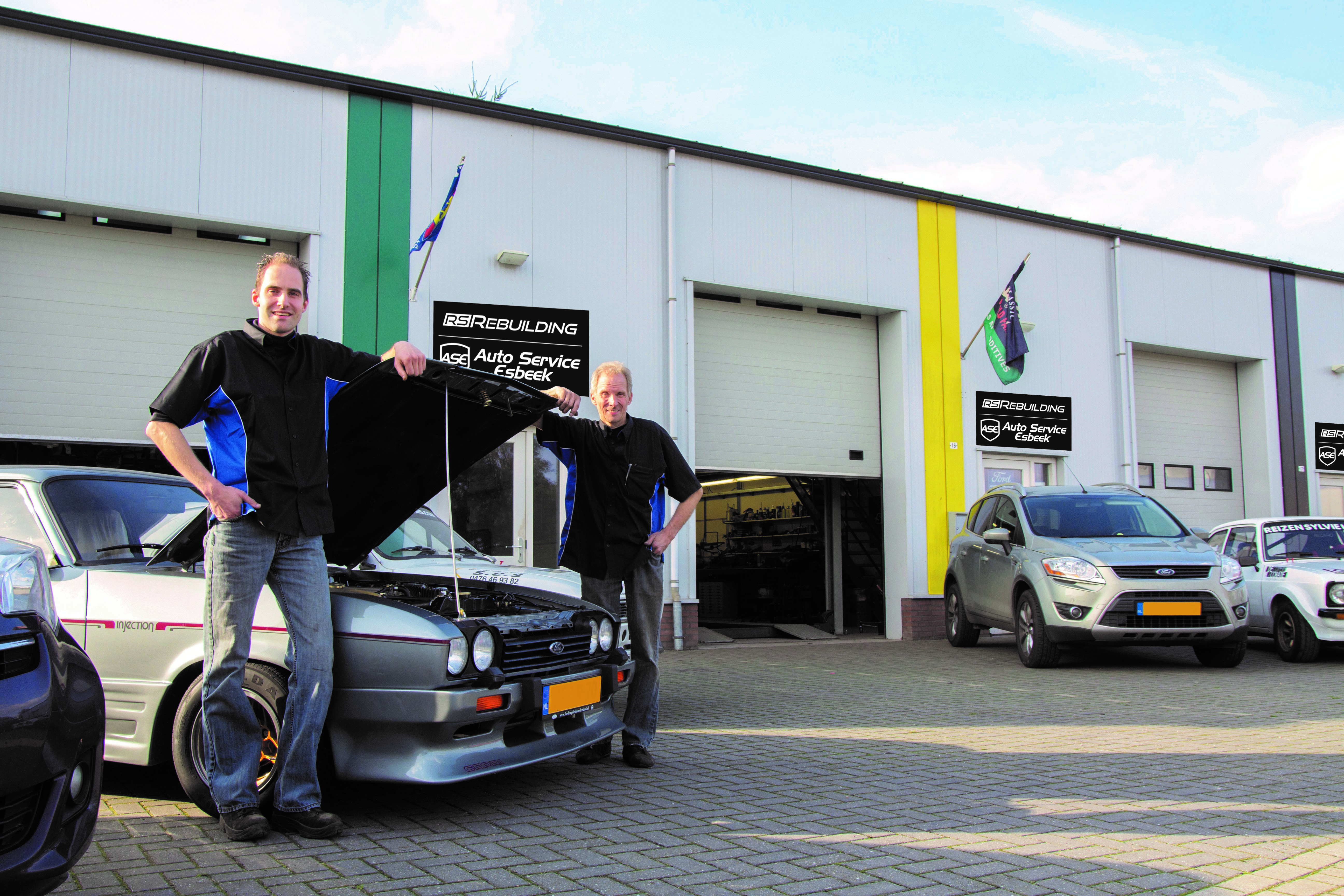 Auto garage baarschot for Garage villeneuve auto service